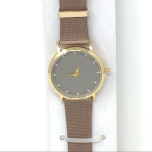 Blush Pink Gold Watch b3
